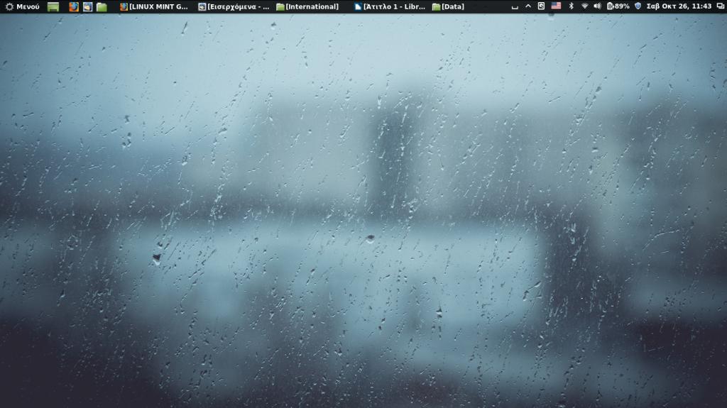 """Linux Mint 15 """"Olivia"""" - Cinnamon"""
